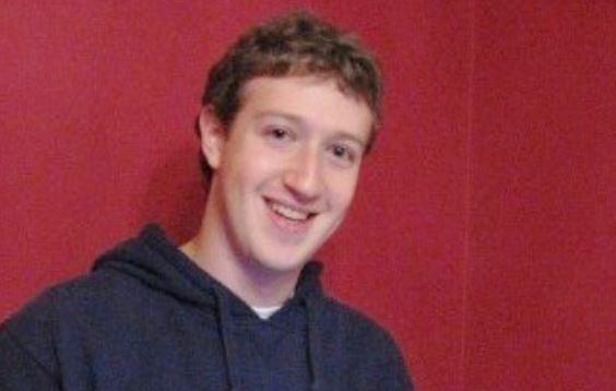 Mark Zuckerberg accomplishments