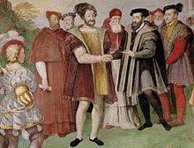 Francis I and Charles I