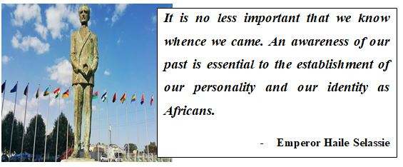 Haile Selassie's quotes
