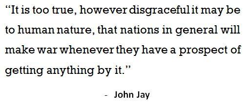 Chief Justice John Jay