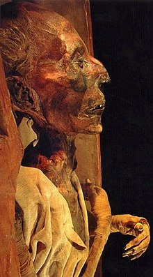 Mummy of Ramses the Great