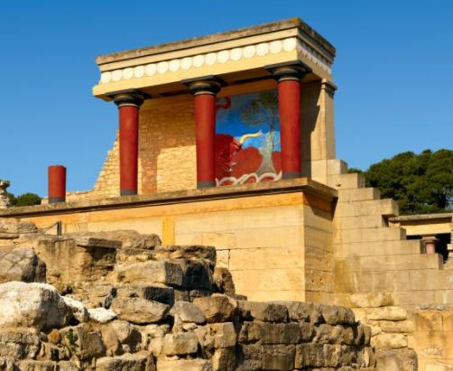 Oldest Ancient Civilizations - the Minoan civilization