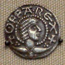 King Offa of Mercia