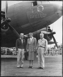 Eleanor Roosevelt achievements