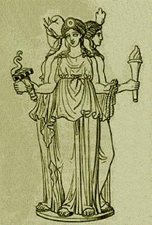 Hecate goddess