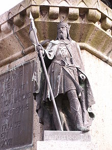Robert I, Duke of Normandy