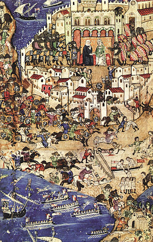 Military sieges in history