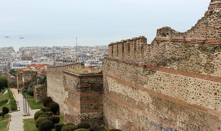 Siege of Thessalonica