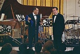 Duke Ellington's Presidential Medal of Freedom