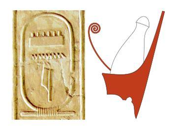 Ancient Egyptian Pharaoh Menes