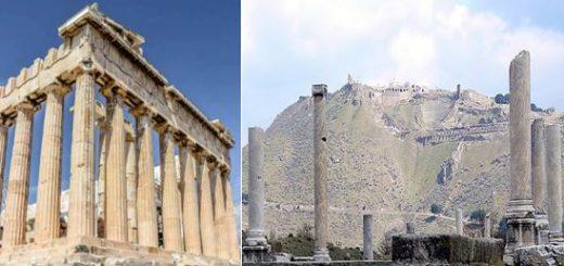 Ancient Greece fall