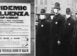 Spanish flu facts