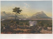 The Battle of Monterrey, September, 1846