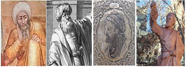 Dark Ages scholars