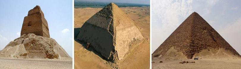 Sneferu's Pyramids