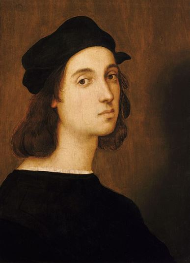 Famous paintings by Raphael