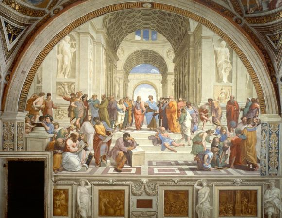 Most famous paintings by Raphael