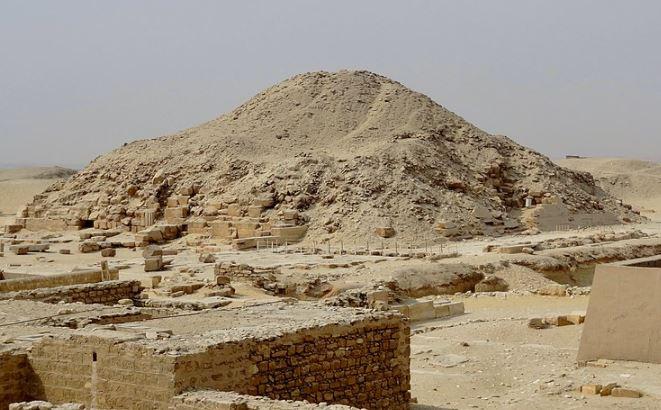 Pharaoh Unas