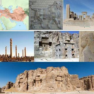 Achaemenid Empire timeline