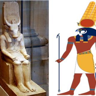 Egyptian god