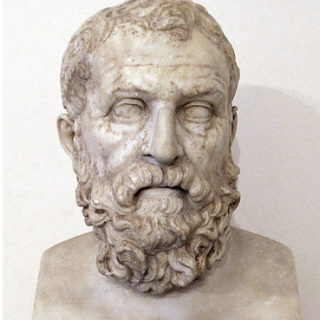 Bust of Solon