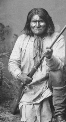 Native American warriors