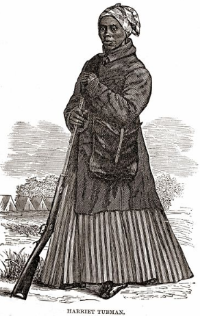 Harriet Tubman achievements