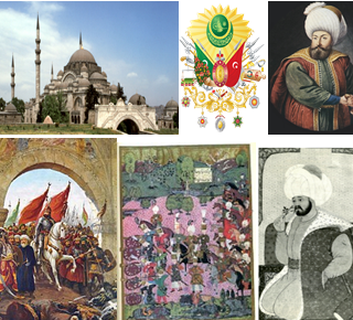 Timeline of the Ottoman Empire